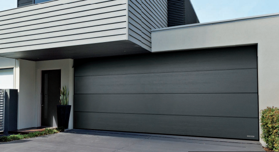 Дизайн гаражных ворот.