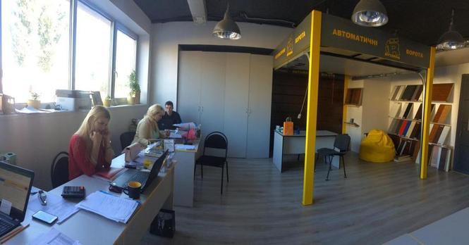 ofis kompanii VOROTA 24 Berdyansk