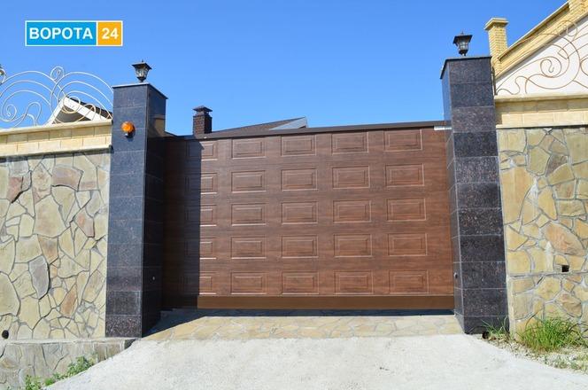 Купить откатные ворота в виннице двигатель motors для ворот