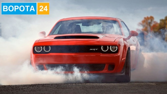 Dodge Challenger SRT Demon Киев